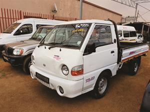 1998 Hyundai H-100 Bakkie 2.6D chassis cab