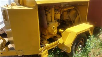 TRAILER - COIL CARRIER WITH WINCH