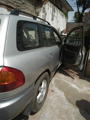 2006 Hyundai Santa FE Santa Fe 2.2CRDi 4WD