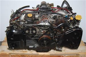SUBARU LEGACY/OUTBACK 2.5L, EJ25 SINGLE CAM Engine