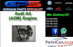 Audi A4 (AZM) Engine for Sale