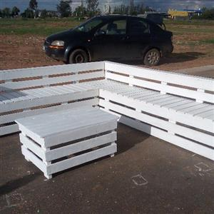 L.shaped benches patio furniture