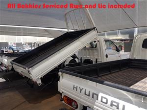 Hyundai H-100 Bakkie 2.5TCi chassis cab