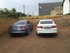 JAGUAR XF FACELIFT AND PREFACELIFT SINGLE AND DOUBLE EXHAUST