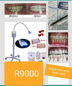 teeth whitening machine