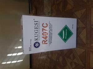 R407c gas