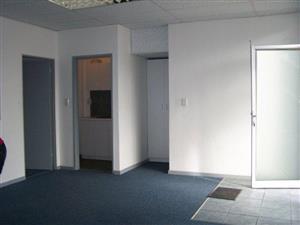 MILNERTON: 75m2 Office To Let
