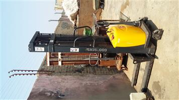 Semi Electric Stacker for sale