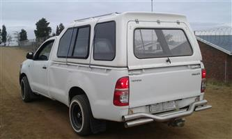 2008 Toyota Hilux 2.7 Raider