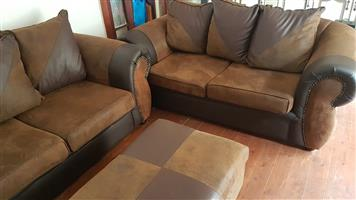 Leather Couches for Sale URGENT