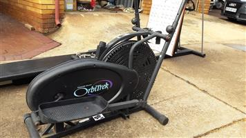 Orbitrek elliptical exercise machine
