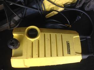 2 x Karcher pressure cleaners