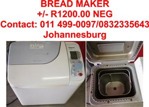 Bread Maker for Sale