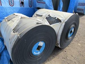 Various Conveyor Belting and other Machinery in Scorpio Zinc Online Auction
