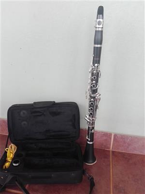 Bb flat mason clarinet