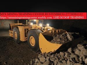 LHD Scoop training school