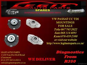 VW PASSAT CC TDI MOUNTINGS FOR SALE