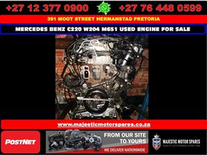 Mercedes Benz ML430 W163 used 113 engine for sale