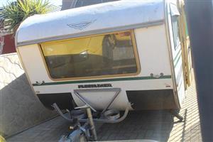 1980 Jurgens Fleetline caravan
