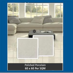 TILE: 60 x 60 (Polished Porcelain)