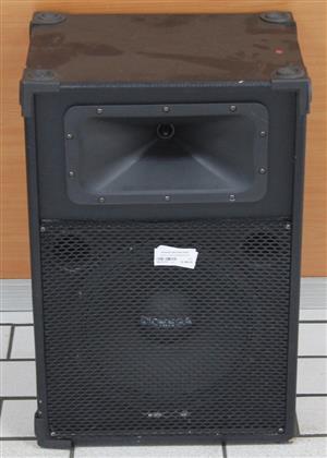 Omega loud speaker black S037417A #Rosettenvillepawnshop