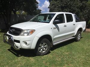2007 Toyota Hilux 2.7 double cab Raider