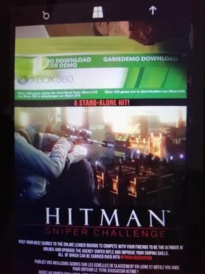 Hitman sniper challenge wanted pls