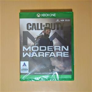 Brand New! (Sealed) Call of Duty: Modern Warfare (2019) for Xbox One