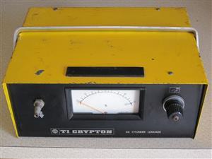 TI Crypton Cylinder Leakage Tester