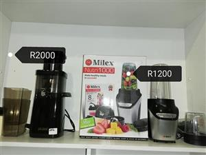Milex nutri for sale
