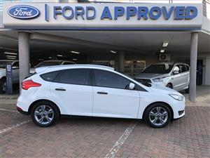 2018 Ford Focus hatch 1.0T Ambiente