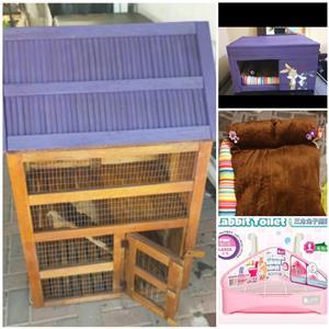 Bunny/ Guinea Pig Cage