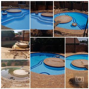 Pool Pleasure for all your Swimming pools building and renovations