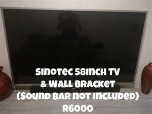 Sinotec tv for sale