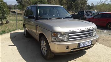 2004 Land Rover Range Rover V8 HSE