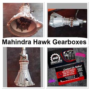 Mahindra Gearboxes for Sale