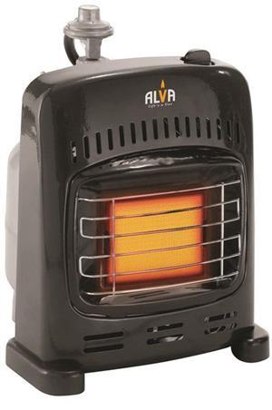 Alva mini gas heater