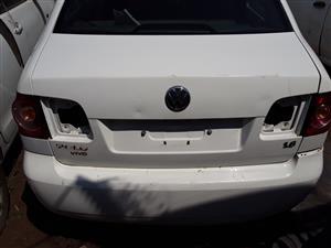 Polo Sedan Boot Lid
