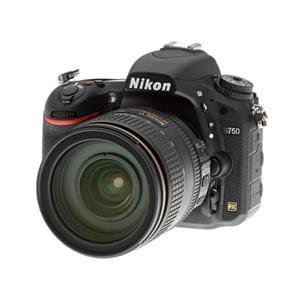 Nikon D750 DSLR Camera Kit with 24-120mm Lens
