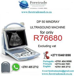 DP50 Mindray Sonar Scanner Machine R76680.