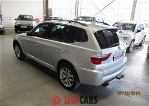 2007 BMW X3 xDrive30d Exclusive