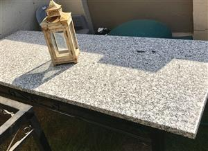 Patio Suites - 10 Seater Granite Table Top