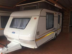 Sprite Strata 1997 Caravan
