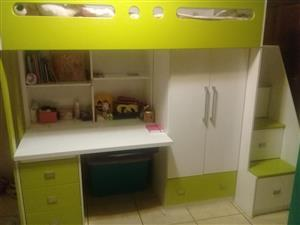 Mokki combination bunk beds