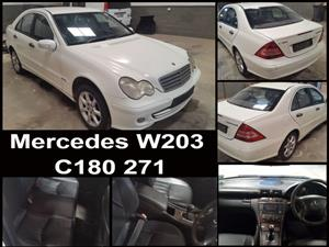 Mercedes W203 C271 spares for sale.