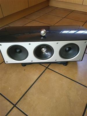 Kef center speaker