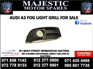 Audi A3 fog light cover grill for sale
