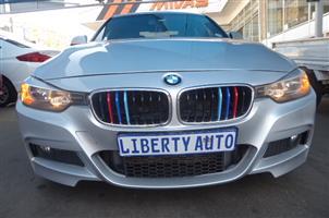 2014 BMW 3 Series 320i Edition M Sport Shadow auto