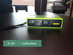 Sunpet camera for sale