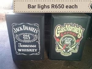 Bar lights for sale